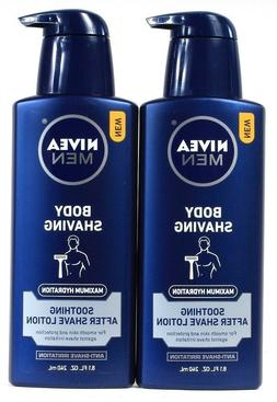 2 Nivea Men 8.1 Oz Maximum Hydration Anti Irritation After B