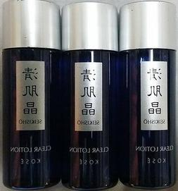 2* KOSE Medicated Sekkisei Clear Lotion 33ml x2pcs =66ml Sam