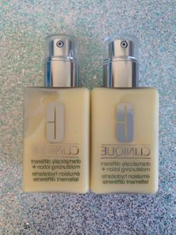 2x Clinique Dramatically Different Moisturizing Lotion- 4.2o