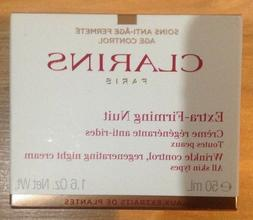 Clarins Extra Firming Wrinkle Control Regenerating Night Cre