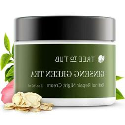 Gentle, Sensitive Skin Night Cream for Face. The Only pH 5.5