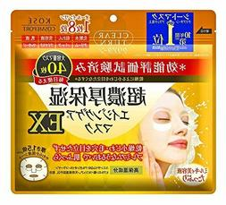 KOSE Clear Turn Ultra-Concentrated Moisturizing Face Mask EX