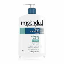 Lubriderm Daily Moisture Lotion, Sensitive Normal to Dry Ski