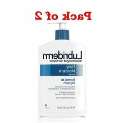 Lubriderm Sensitive Skin Therapy Moisturizing Lotion for Dry