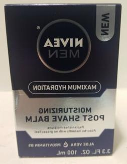 NIVEA Men Maximum Hydration Moisturizing Post Shave Balm 3.3