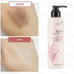 Rice Water Bright Cleansing Milk Lotion 200ml / THE FACE SHO