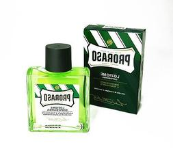 Proraso Aftershave Lotion Refreshing And Toning 100ml/3.4 Oz