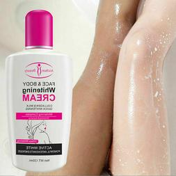 Body Lotion Bleaching Face Skin Whitening Moisturizing Milk
