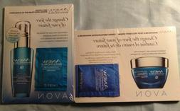 Avon Anew Skinvincible Day Lotion & Deep Recovery Night Crea