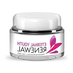 Anti Aging Cream for Face & Eyes - Collagen Supporting Moist