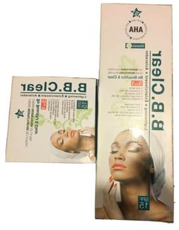 Bb Clear Lotion And Face Cream Set