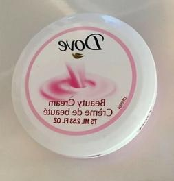 Dove Beauty Cream Face For Daily Nourishing Care Pink Jar Ne