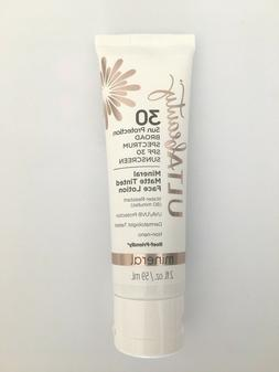 ULTA Beauty Mineral Matte Tinted Face Lotion Broad Spectrum
