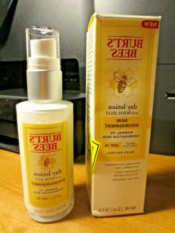Burts's Bees Day Lotion with Royal Jelly Skin Nourishment 2o