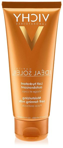 Vichy Capital Ideal Soleil Autobronzant Self Tanner Lotion F