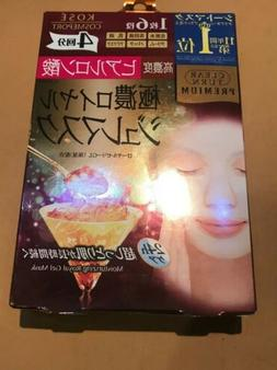 ☀KOSE Clear Turn Premium Royal Jelly & Hyaluronic Acid Fac