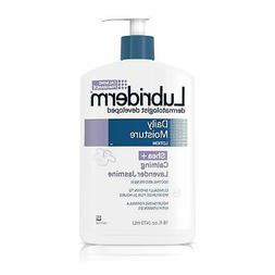 Lubriderm Daily Moisture Lotion with Shea Butter, Lavender J