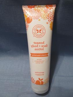 THE HONEST COMPANY FACE & BODY LOTION-APRICOT KISS  *8.5 OZ*