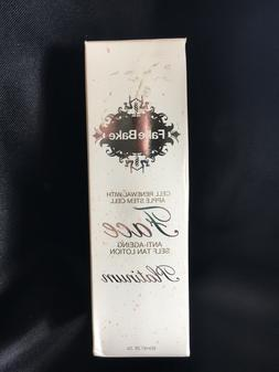 Fake Bake Face Cell Renewal with Apple Stem Cell anti aging