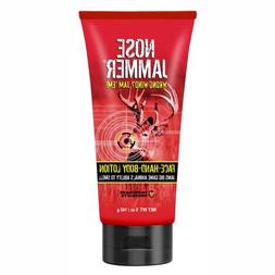 Nose Jammer Face-Hand-Body Lotion 5 oz. size
