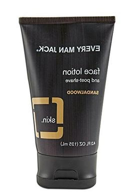 Face Lotion,Sandalwood, Pack of 3 by Every Man Jack