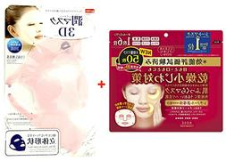 Kose Face Mask Clear Turn 6-In1 Face Sheets Parallel import