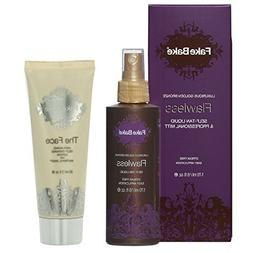 Fake Bake Flawless 6 Ounce + Anti-aging Face Lotion 2 Ounce