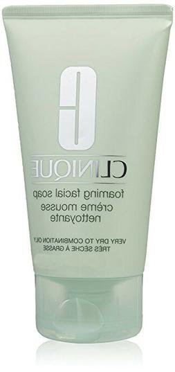 Clinique Foaming Facial Soap Very Dry To Combination Only Ge