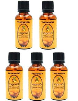 Ginger Oil, Turmeric Curcumin with Ginger & Bioperine - Best