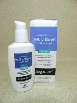 Neutrogena Healthy Skin Face Lotion with Alpha-Hydroxy 2.5 f