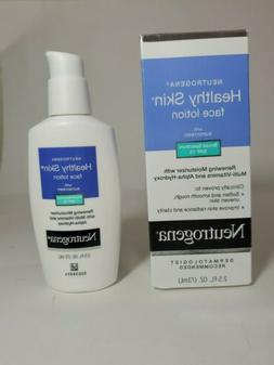 Neutrogena Healthy Skin Face Lotion with Sunscreen SPF 15 2.