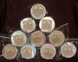Hoosier Soap & Lotion Co.LLC   Shea Butter Shaving Soap Puck