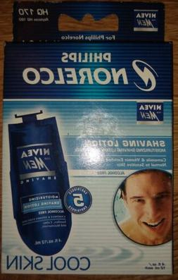 Philips Norelco HQ170 Cool Skin Nivea for Men Lotion Replace