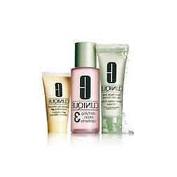 CLINIQUE 3-Step Introduction Kit For Oilier Skin