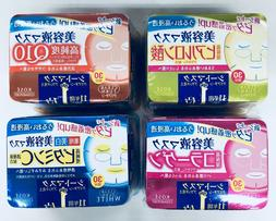 KOSE Clear Turn Face Mask 30 sheets in box Vitamin C Collage