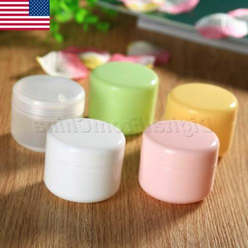5Pcs Face Cream Lotion Container Stock