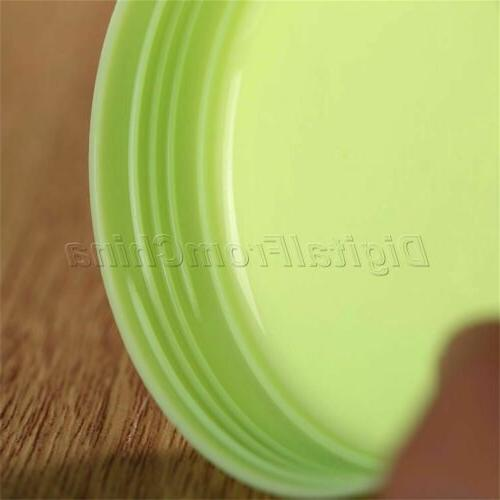 5Pcs Face Cream Cosmetic Container Bottle Travel Stock