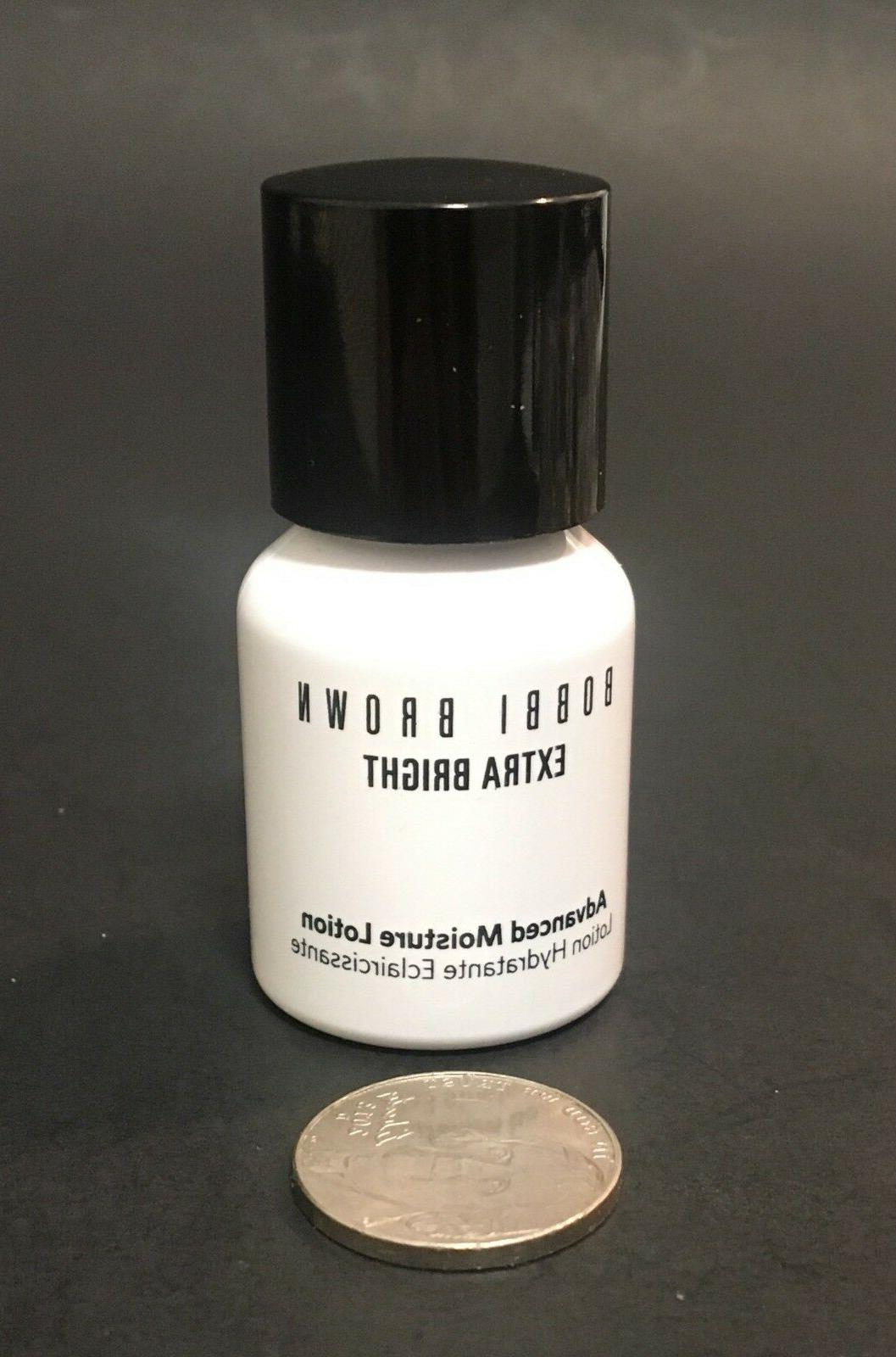 BOBBI BROWN EXTRA-BRIGHT ADVANCED MOISTURE LOTION .5 fl oz /