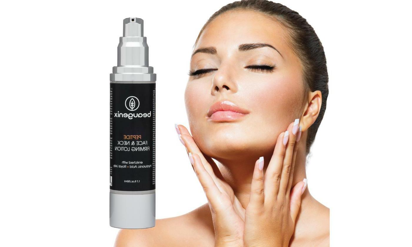 Beaugenix Age-Defying Peptide Face & Neck Tightening & Firmi