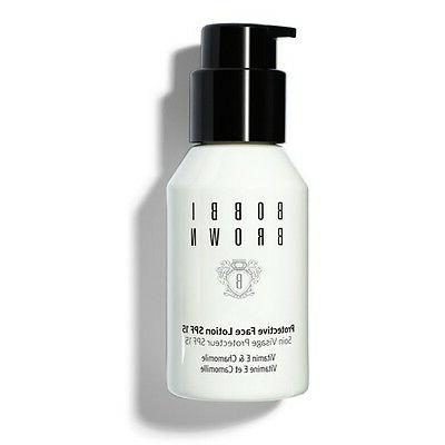 Bobbi Brown Protective Face Lotion SPF15 50ml Skin Smooth