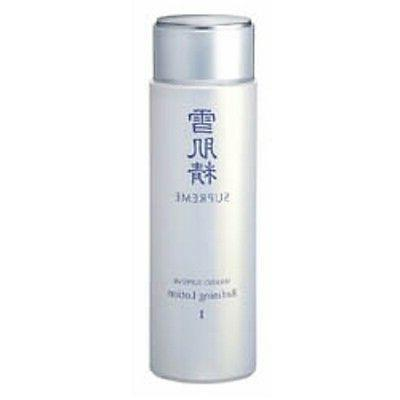 F/S JAPAN KOSE SEKKISEI SUPREME Face Lotion I 230ml / With T