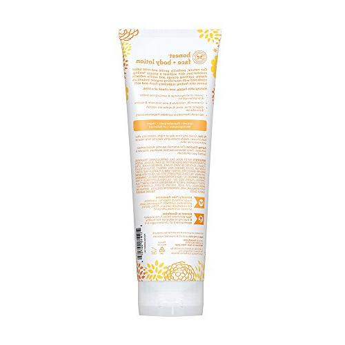 Honest Face Lotion oz
