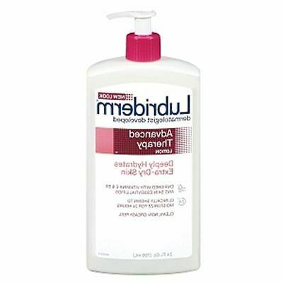 Lubriderm Advanced Therapy Lotion, 24 Ounce