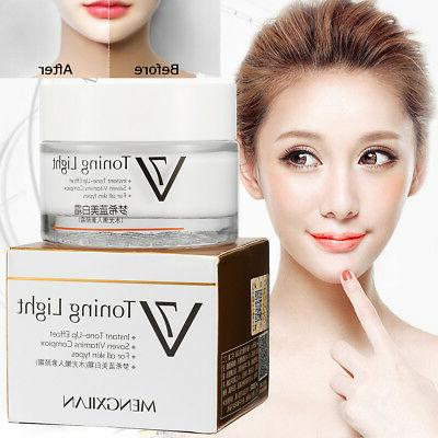 MENGXILAN Toning Light Face & Whitening for All Skin Lotion