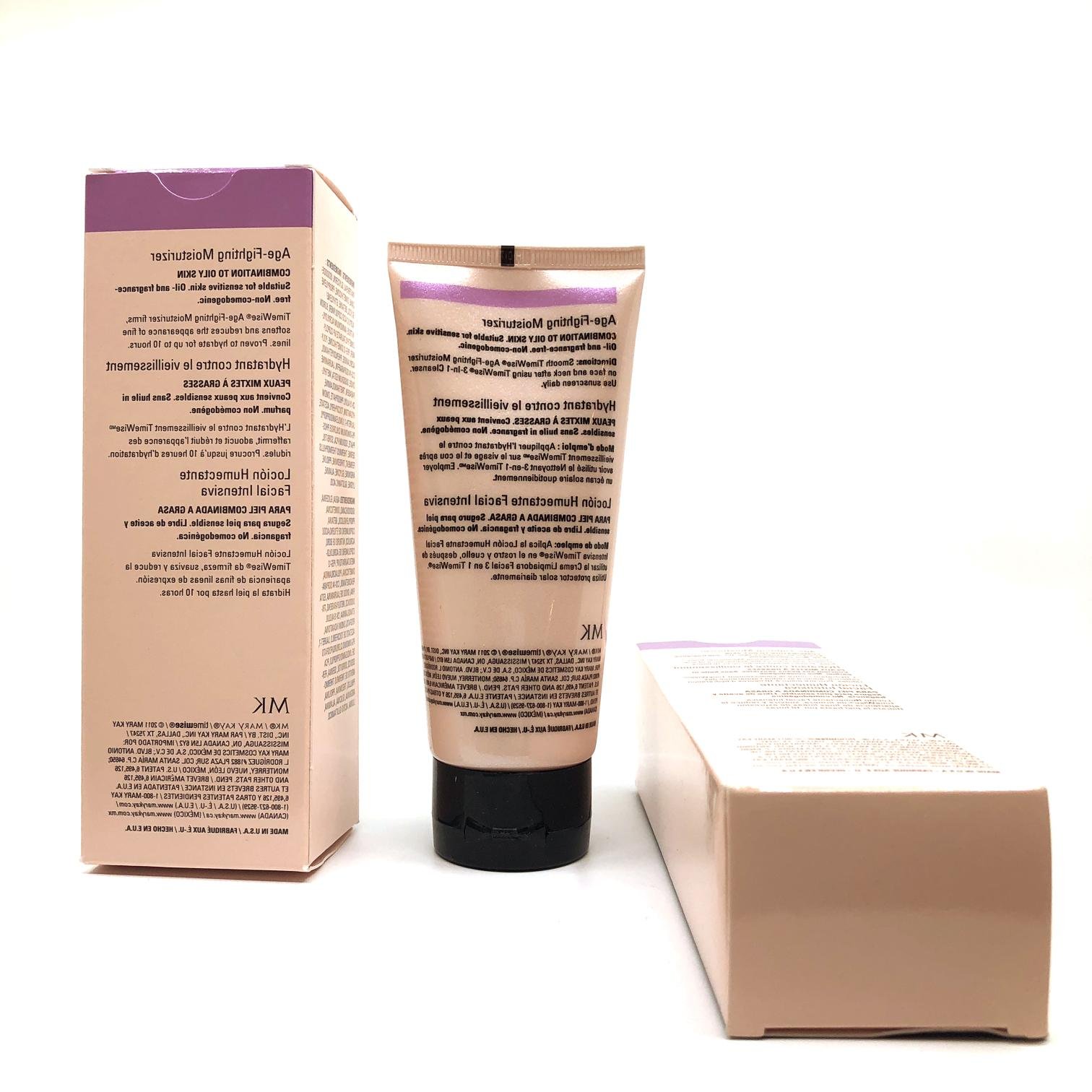 Mary Age- Fighting Moisturizer Oily