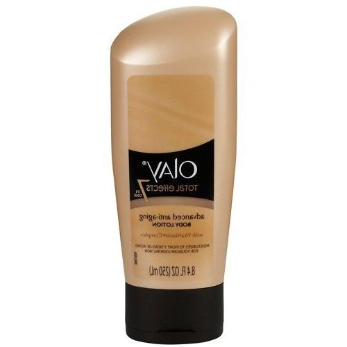 Olay Total Effects 7 in One Advanced Anti Aging Body Lotion,