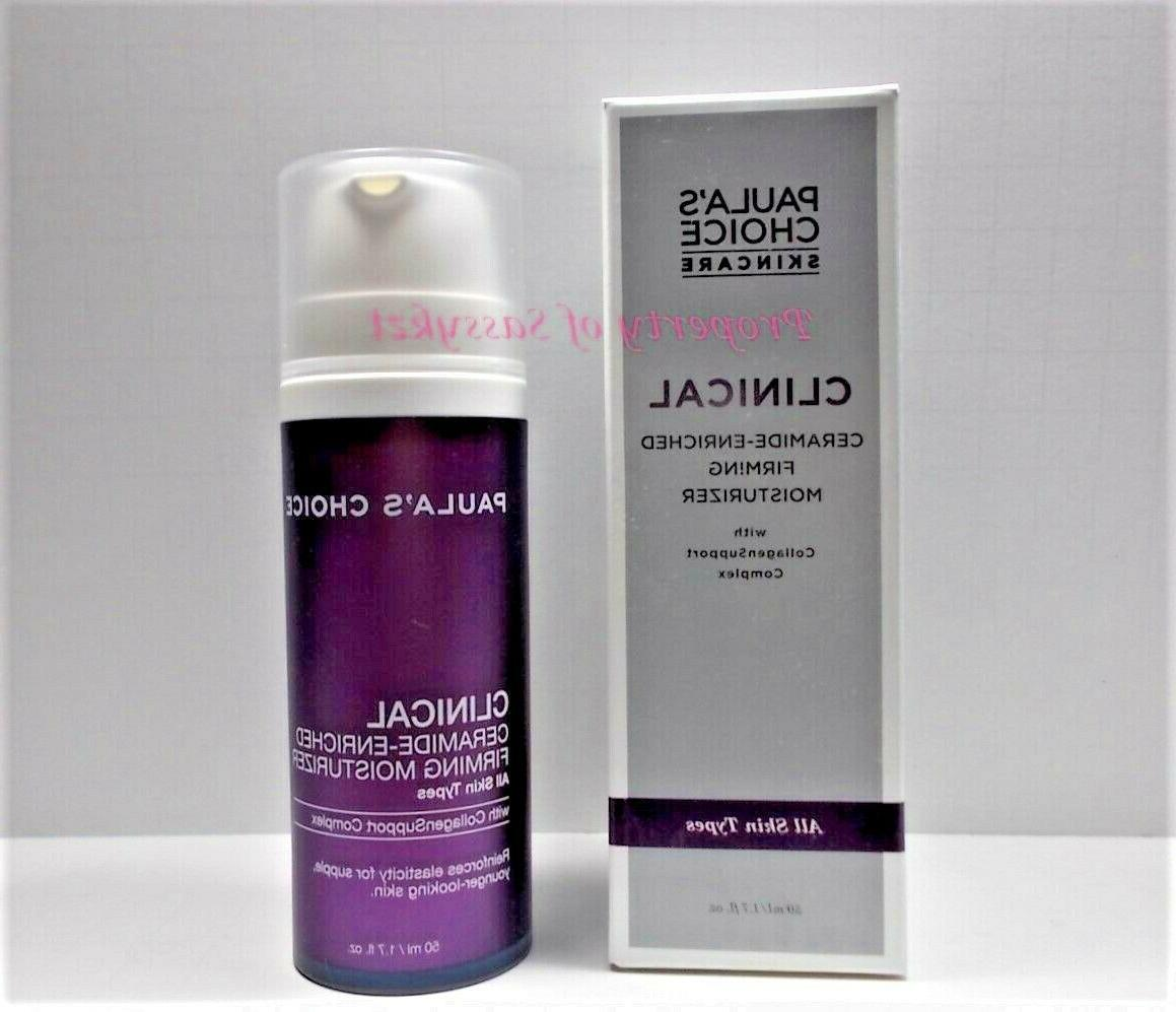 Paula's Choice Clinical Ceramide-Enriched Firming Moisturize