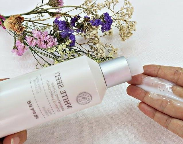 The Face Shop White Seed Brightening Lotion