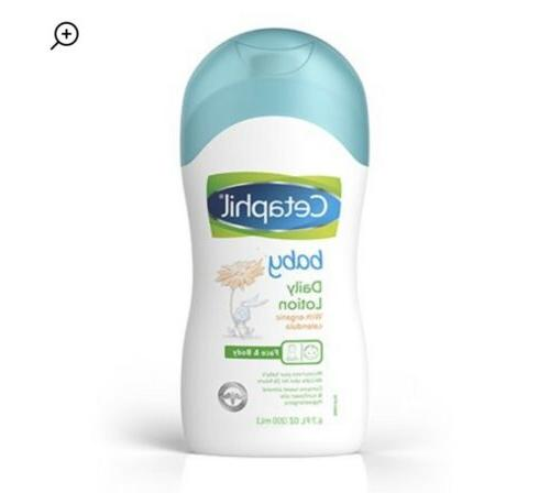 baby daily lotion 6 7 oz