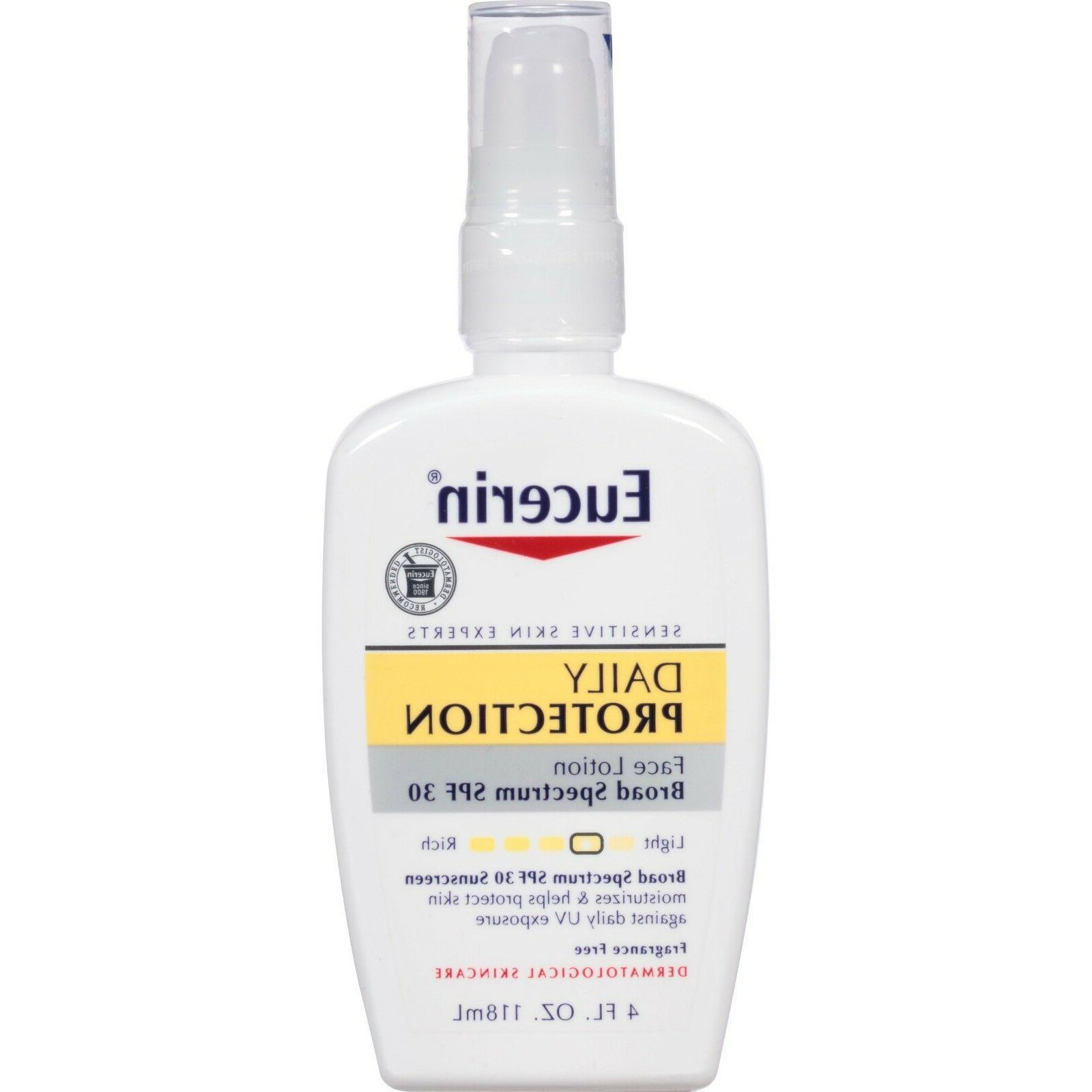 daily protection face lotion broad spectrum spf